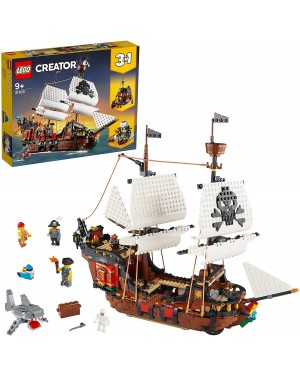 LEGO CREATOR GALEONE DEI PIRATI - LEGO 31109