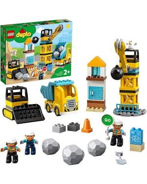 LEGO DUPLO CANTIERE DI DEMOLIZIONE - LEGO 10932