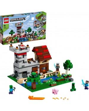 LEGO MINECRAFT CRAFTING BOX 3.0 - LEGO 21161