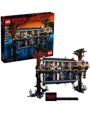 SOTTO SOPRA STRANGER THINGS - LEGO DA COLLEZIONE 75810