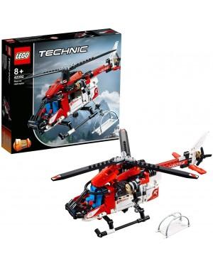 LEGO TECHNIC ELICOTTERO DI SALVATAGGIO - LEGO 42092