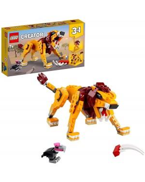 LEONE SELVATICO - LEGO CREATOR 31112