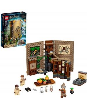 LEZIONE DI ERBOLOGIA A HOGWARTS - LEGO 76384