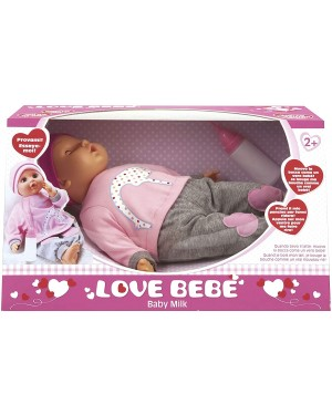 BAMBOLA LOVE BEBE BABY MILK - RDF52217