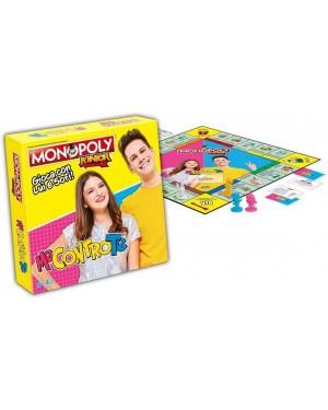 MONOPOLY JUNIOR ME CONTRO TE - OFF57236