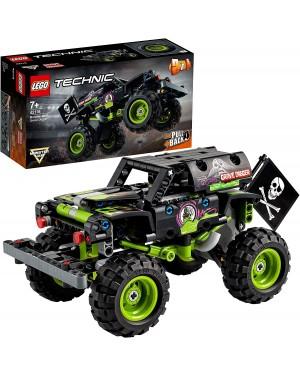 MONSTER JAM GRAVE DIGGER - LEGO TECHNIC 42118