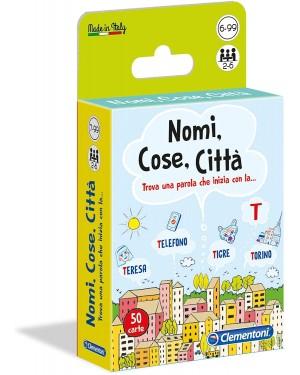 CARTE NOMI, COSE, CITTA' - 16563