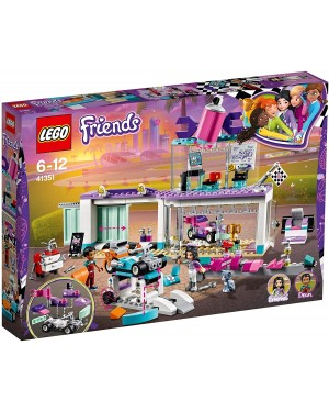 OFFICINA CREATIVA - LEGO FRIENDS 41351