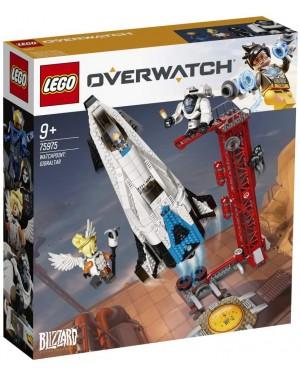 OSSERVATORIO GIBILTERRA - LEGO OVERWATCH 75975