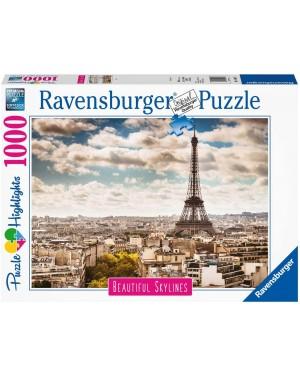 PARIS SKYLINE PUZZLE 1000 PZ - RAVENSBURGER 14087