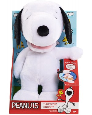 PELUCHE LAUGHING SNOOPY - 335004
