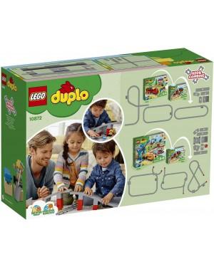 PONTE E BINARI FERROVIARI - LEGO DUPLO 10872L