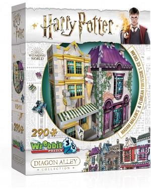 PUZZLE 3D HARRY POTTER DIAGON ALLEY - WREBBIT PUZZLE 05091