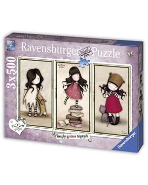 PUZZLE 3X500 - RAVENSBURGER 16271