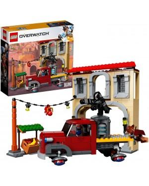 RESA DEI CONTI A EL DORADO - LEGO OVERWATCH 75972