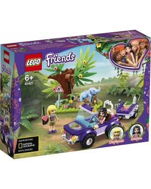 SALVATAGGIO NELLA GIUNGLA - LEGO 41421