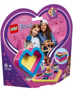 SCATOLA DEL CUORE DI OLIVIA - LEGO FRIENDS 41357