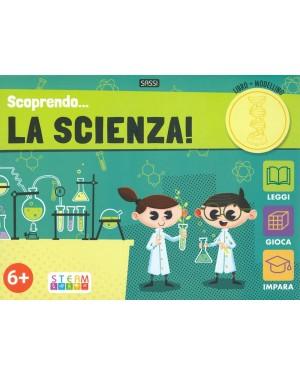SCOPRENDO LA SCIENZA LIBRO - SASSI 301962