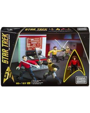 STAR TRACK PLAYSET COSTRUZIONI - MEGA BLOCK DPY05