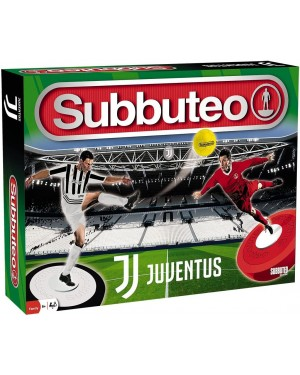 SUBBUTEO PLAYSET JUVENTUS - GIOCHI PREZIOSI BBT06000