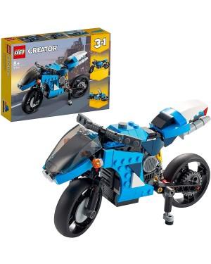 SUPERBIKE MOTO LEGO - LEGO CREATOR 31114