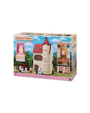 TORRE DAL TETTO ROSSO - SYLVANIAN FAMILIES 5400.SYL