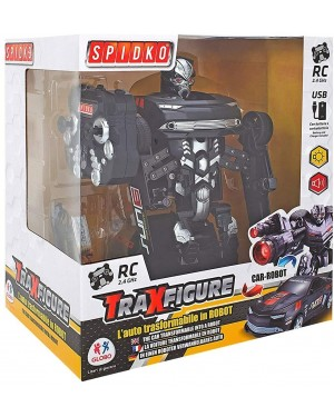 TRAXFIGURE  AUTO ROBOT R/C - 39023