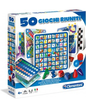 50 GIOCHI RIUNITI - CLEMENTONI 12941