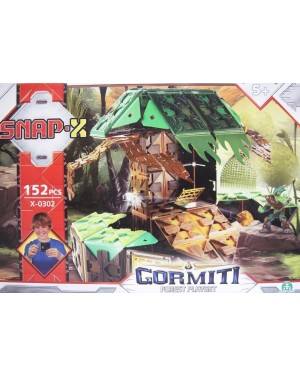 SNAP-X FOREST GORMITI