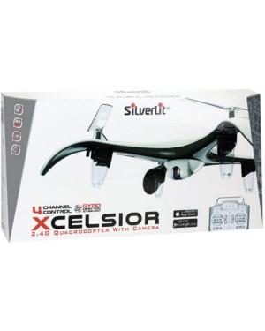 EXCELSIOR DRONE 2 4G CON TELECAMERA - SILVERILT 20731682