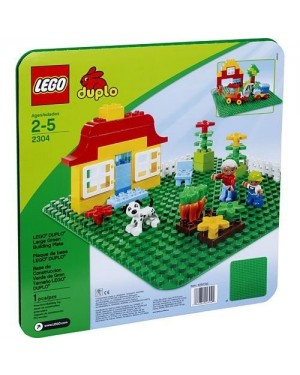 BASE VERDE - LEGO DUPLO 2304
