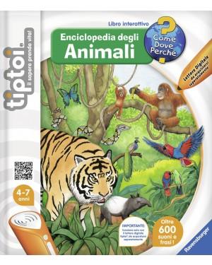 LIBRO ENCICLOPEDIA DEGLI ANIMALI TIP TOI 00626