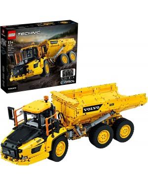 6X6 VOLVO CAMION ARTICOLATO - LEGO TECNIC 42114