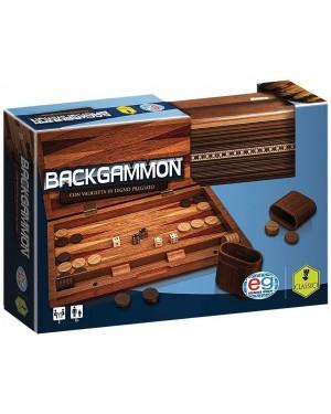 BACKGAMMON GIOCO DA TAVOLO - EDITRICE GIOCHI 6043891
