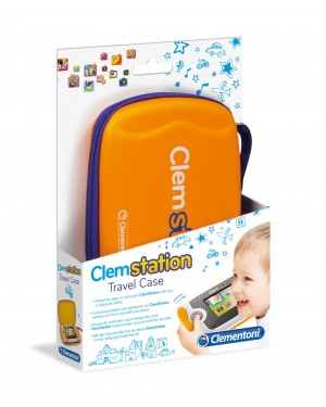 CLEMSTATION 2.0 CUSTODIA PROTETTIVA - CLEMSTATION TRAVEL CASE - CLEMENTONI 13698.8