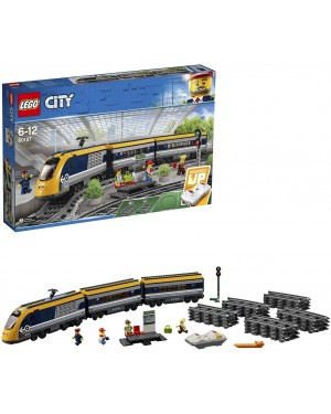 TRENO PASSEGGERI - LEGO 60197