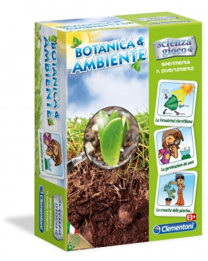 BOTANICA E AMBIENTE - CLEMENTONI  13845