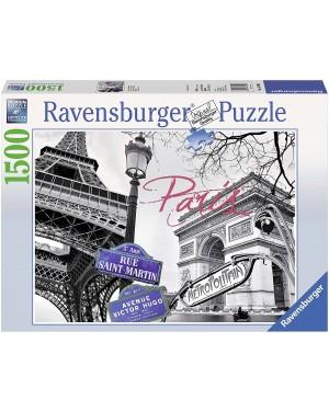 A PARIGI PUZZLE 1500 PZ - RAVENSBURGER 16296