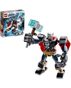 ARMATURA MECH DI THOR - LEGO AVENGERS 76169