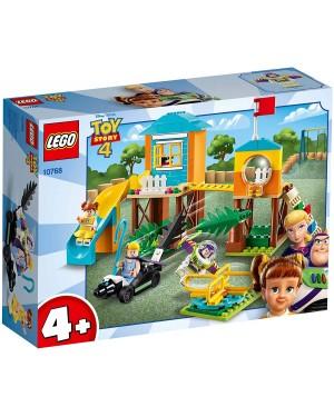 AVVENTURA AL PARCO GIOCHI - LEGO JUNIORS TOY STORY 4 10768L