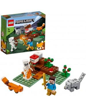 AVVENTURA NELLA TAIGA - LEGO MINECRAFT 21162