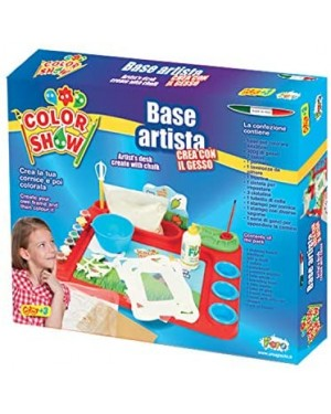 BASE ARTISTA CREA CON IL GESSO - G624