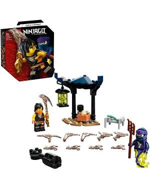 BATTAGLIA EPICA COLE VS GUERRIERO - LEGO NINJAGO 71733