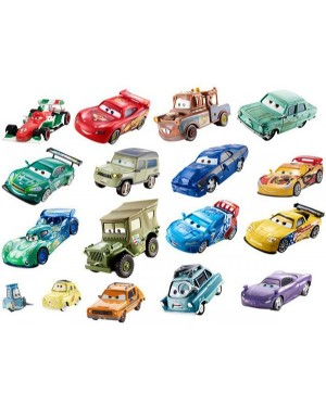 CARS 2 PERSONAGGI ASSORTITI - MATTEL W1938