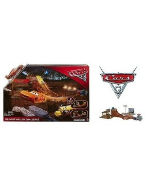 CARS 3 PISTA DI THUNDER HOLLOW - DISNEY DYB00