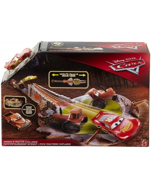 CARS 3 PISTA SMOKEY PLAYSET - DISNEY FLK03