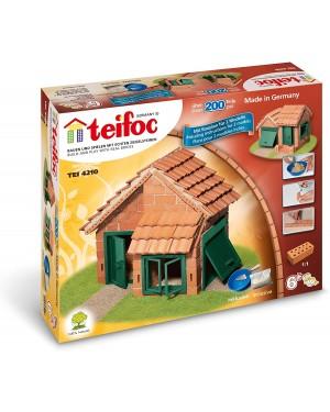 CASA CON TETTO E TEGOLE - TEFOIC 4210