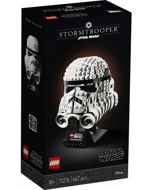 CASCO DI STORMTROPPER - LEGO STAR WARS 75276