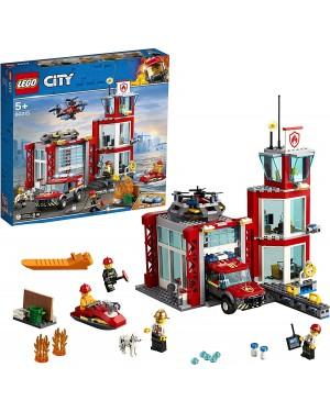 CASERMA DEI POMPIERI - LEGO CITY 60215