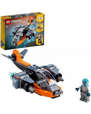 CYNER DRONE 3 IN 1 - LEGO CREATOR 31111